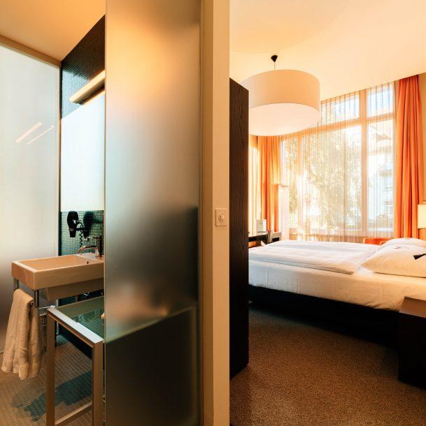 Superior Zimmer - Parkhotel Winterthur