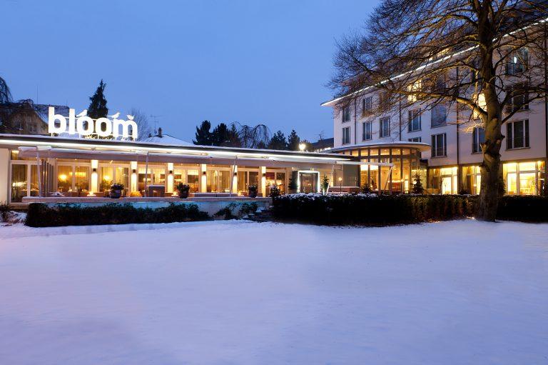Winter im Parkhotel Winterthur