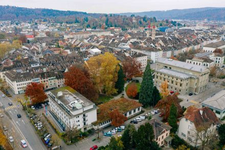 Parkhotel Winterthur - Areal