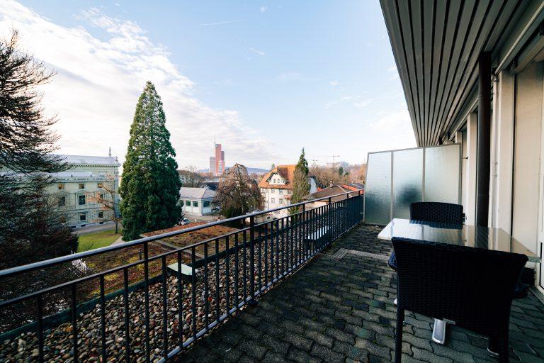 Deluxe Zimmer - Parkhotel Winterthur