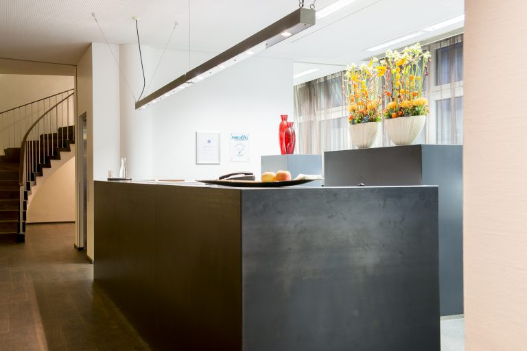 Reception - Parkhotel Winterthur
