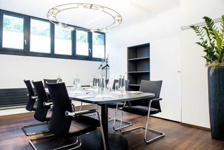 Kleiner Seminarraum - Parkhotel Winterthur